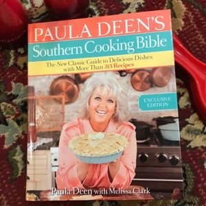 Other - NEW Paula Deen's Southern Cooking Bible